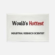 World's Hottest Industrial Research Scientist Rect