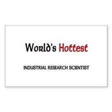 World's Hottest Industrial Research Scientist Stic