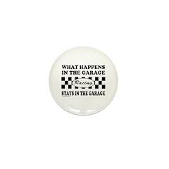 AUTO RACING Mini Button (100 pack)