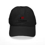 i heart barbershop Black Cap