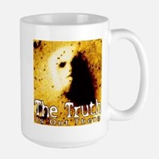 The Truth is Out There Large Mug