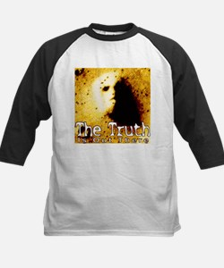 The Truth is Out There Kids Baseball Jersey
