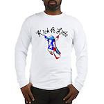Democrat Long Sleeve T-Shirt
