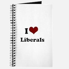 i heart liberals Journal