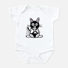 BDSM Bunny Infant Creeper