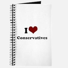 i heart conservatives Journal