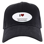 i heart _____ Black Cap
