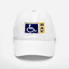 Disabled Vets Baseball Baseball Cap