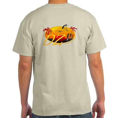 Skydiving DZ Light T-Shirt