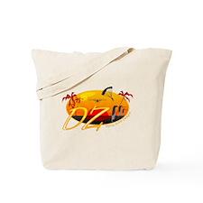 Skydiving DZ Tote Bag