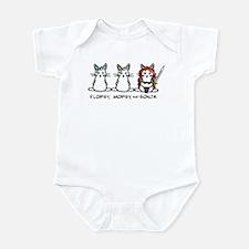 Flopsy, Mopsy and Sonja Infant Creeper