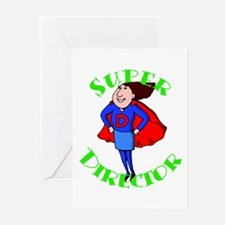 Super Child Care Director Greeting Cards (Pk of 20