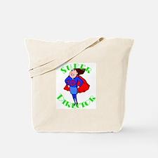 Super Child Care Director Tote Bag