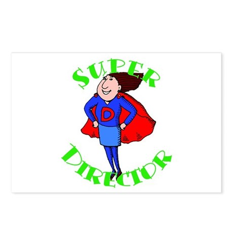 Super Child Care Director Postcards (Package of 8)