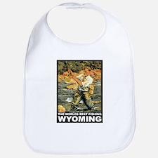 Wyoming Fishing Bib