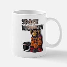 Funny Space monkey Mug