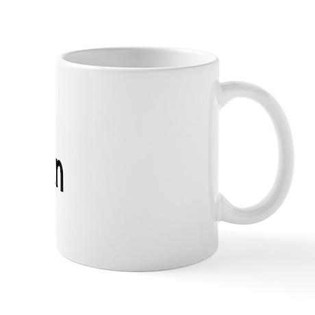 I LOVE MY MINIVAN Mug