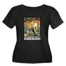 Oregon Fishing T