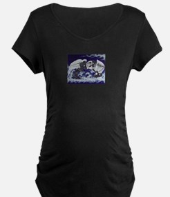 Feathered Angels Logo T-Shirt