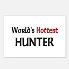 World's Hottest Hunter Postcards (Package of 8)