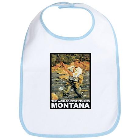Montana Fishing Bib