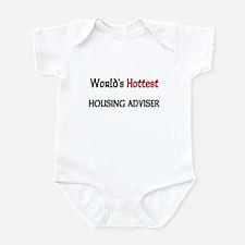 World's Hottest Housing Adviser Infant Bodysuit