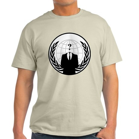 Anonymous Light T-Shirt