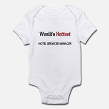 World's Hottest Hotel Services Manager Infant Body