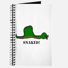 Snaked! Journal