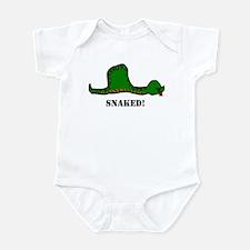Snaked! Infant Bodysuit