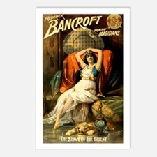 Frederick Bancroft Magician Postcards (Package of