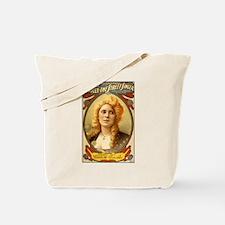 Florence Bindley Actress Tote Bag