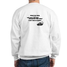 New Zealand ... Rocks!!! Sweatshirt
