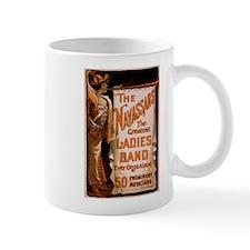 Navassars Ladies Band Mug