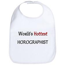 World's Hottest Horographist Bib