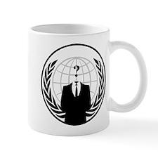 Anonymous Mug (Left Handed)