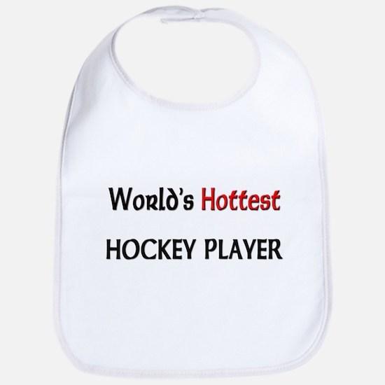 World's Hottest Hockey Player Bib