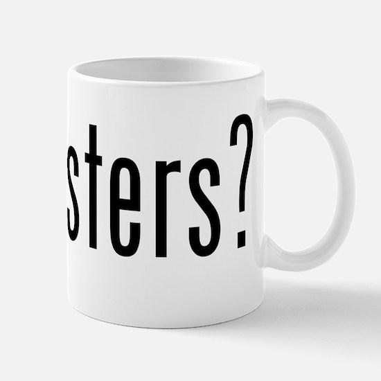 got oysters? Mug