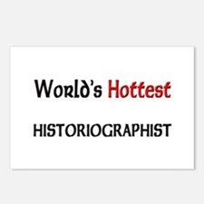 World's Hottest Historiographist Postcards (Packag