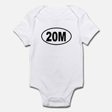 20M Infant Bodysuit