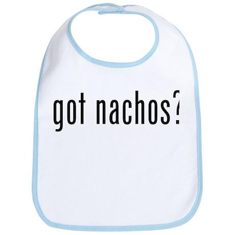 got nachos? Bib