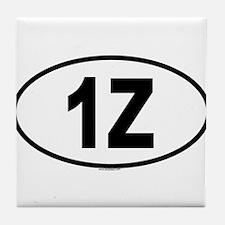 1Z Tile Coaster