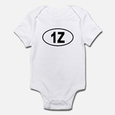 1Z Infant Bodysuit