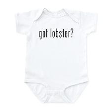 got lobster? Infant Bodysuit