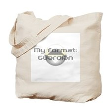 My format: Guardian Tote Bag