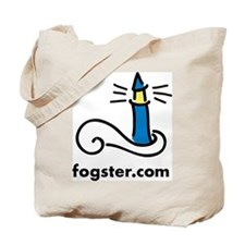 Cute Fogster Tote Bag