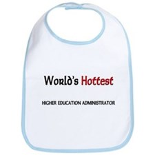 World's Hottest Higher Education Administrator Bib