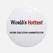 World's Hottest Higher Education Administrator Orn