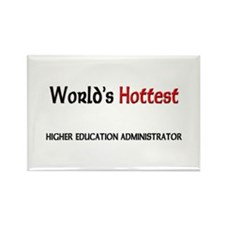 World's Hottest Higher Education Administrator Rec