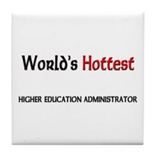 World's Hottest Higher Education Administrator Til